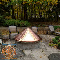 Hudson Fire Pit Cover