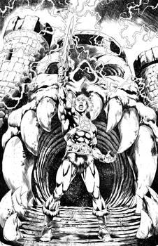 He-man By Jose Luis