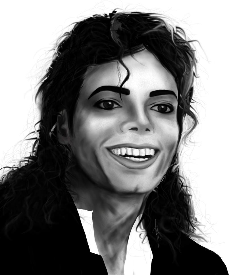 Michael Jackson by AnnieMae88