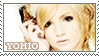 YOHIO Stamp by MarichescaArt