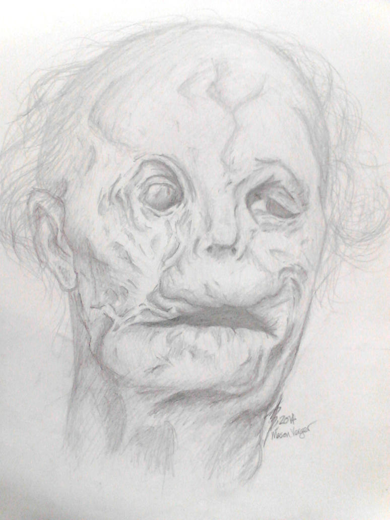 Mason Verger by anniemaeart