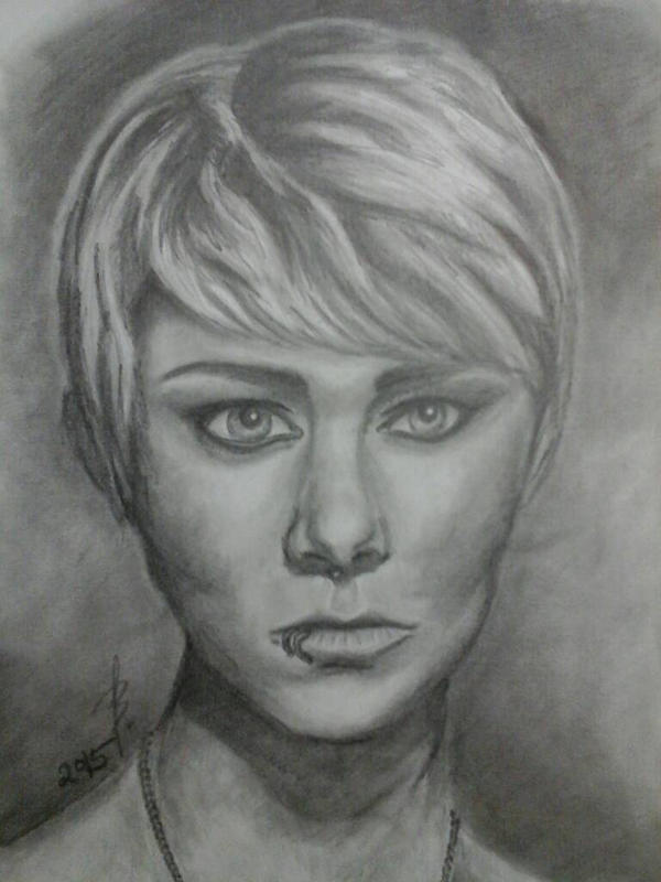 Valorie Curry by anniemaeart