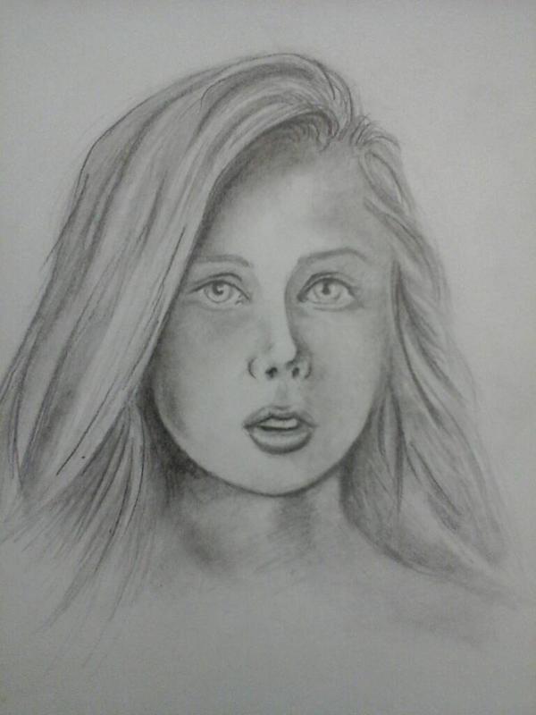 Molly Quinn by anniemaeart