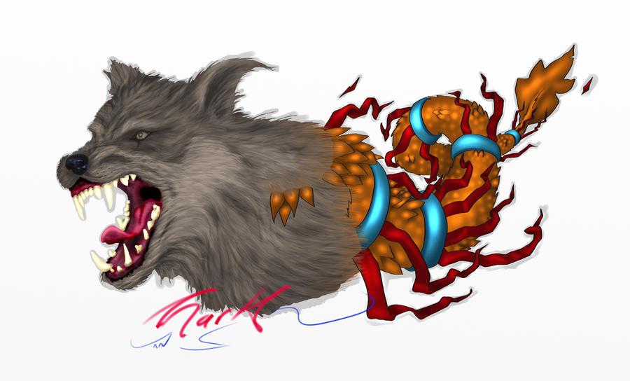 Dacian Draco -Wolf by ...
