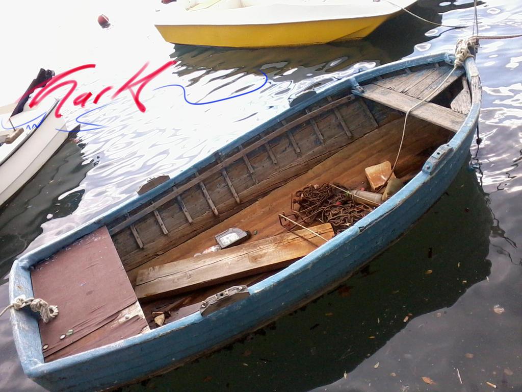 Boat Croatia by mcovvey