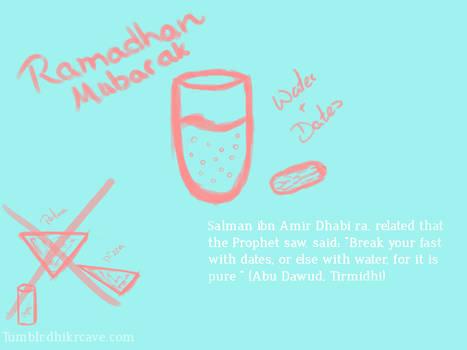 Ramadhan Tip