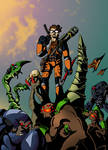 Gordon Freeman: Against All Odds (color)