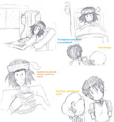 the beatles comic 28 by Elois-luks