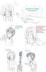 the beatles comic 31 by Elois-luks