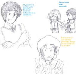 the beatles comic 33 by Elois-luks