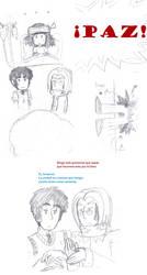 the beatles comic 34 by Elois-luks