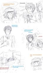 the beatles comic 35 by Elois-luks