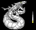 Cyber Dragon Sprite by ADLFM14