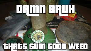 sum good weed by calvincanibus