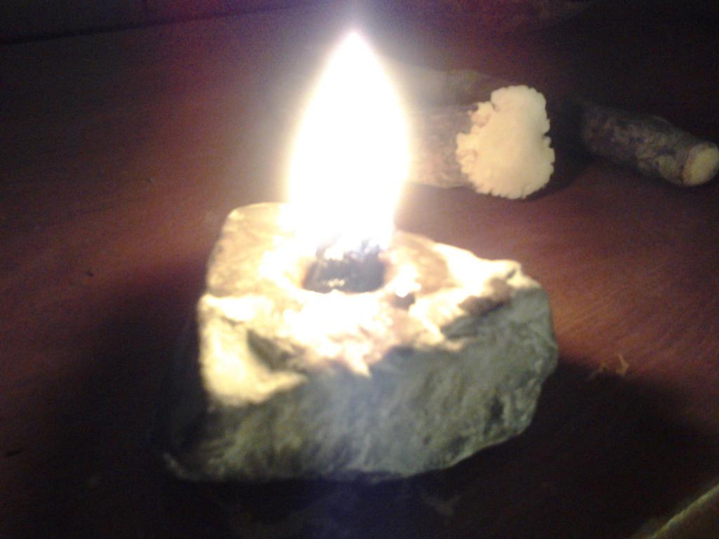 Stone Lamp by Troll-Blood