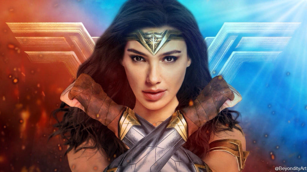 Wonderwoman Live Wallpaper: Wonder Woman Wallpaper By BeyondityArt On DeviantArt
