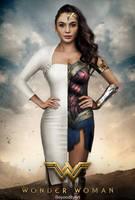 Diana Prince/Wonder Woman Poster
