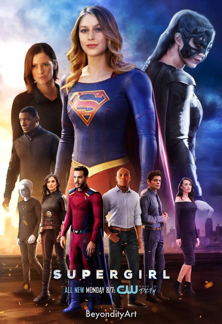 Supergirl Staffel 2 Pro7