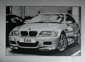 BMW E46 by Haque-Designs