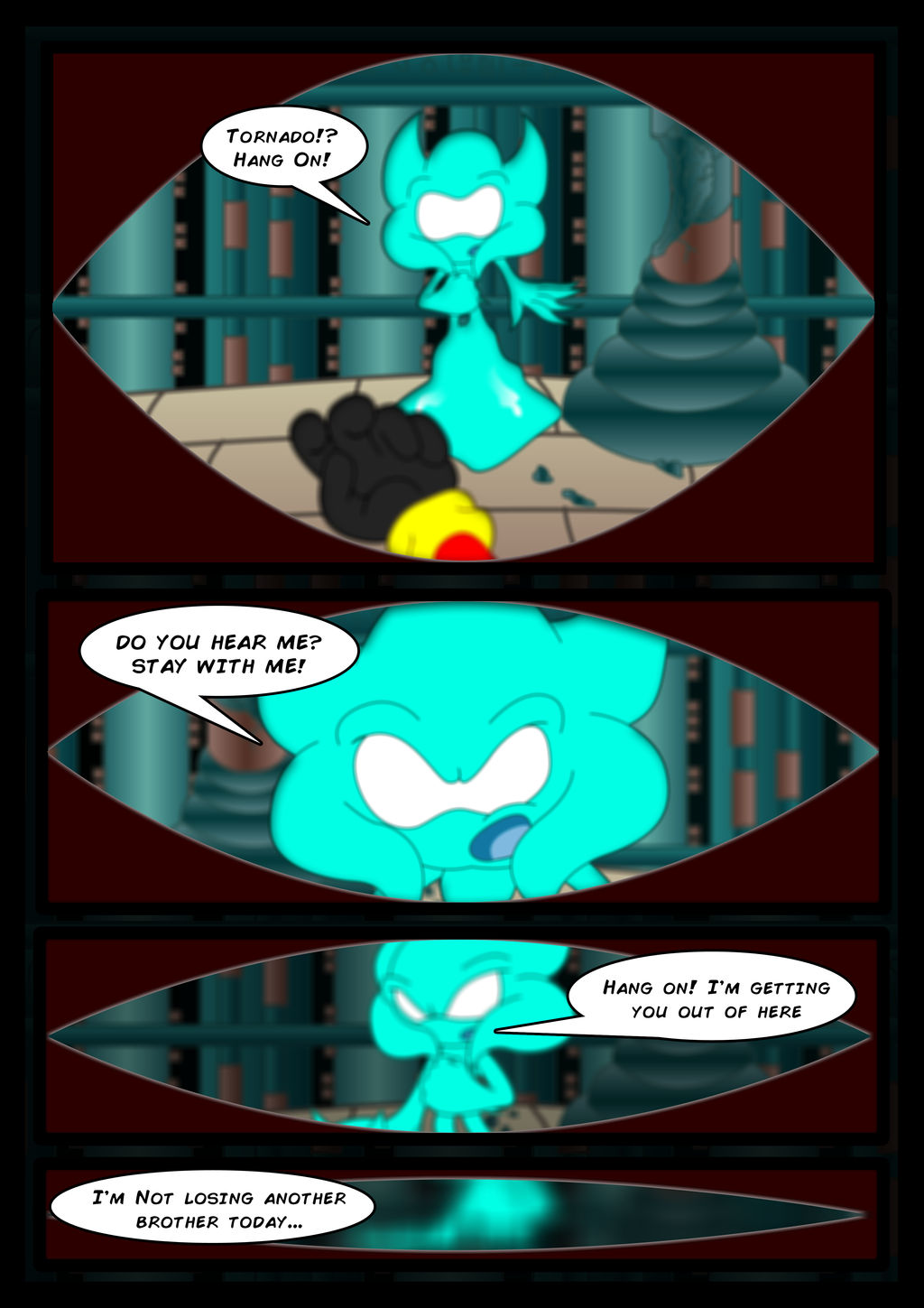 Tornado Universe 1: Too Many Mistakes pg19 by