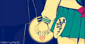 SouxKan - Hold My Hand. by unagihime