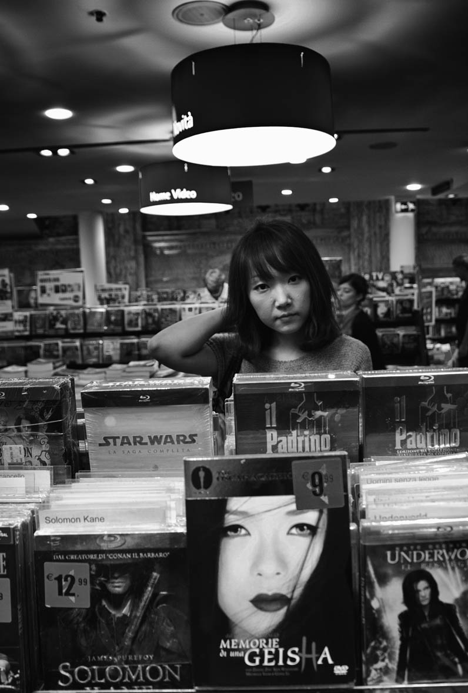 Memoirs of a geisha by MirabellaStefano