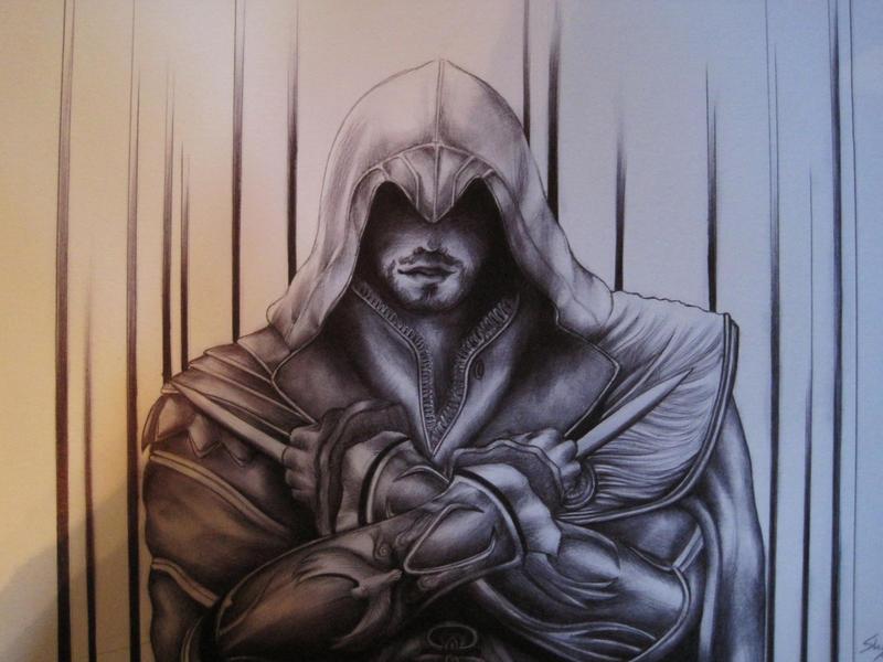 Ezio by gretzkyfan99