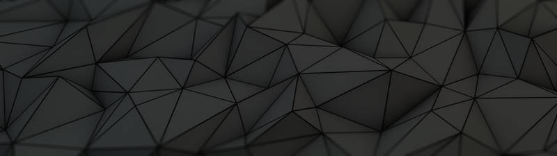 Low Poly Dual Screen Wallpaper