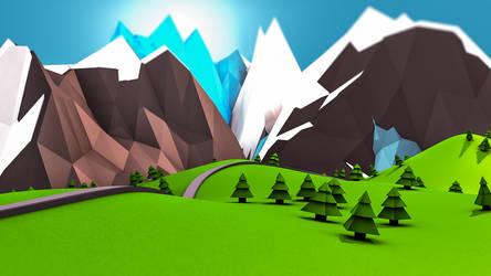 Mograph Mountains