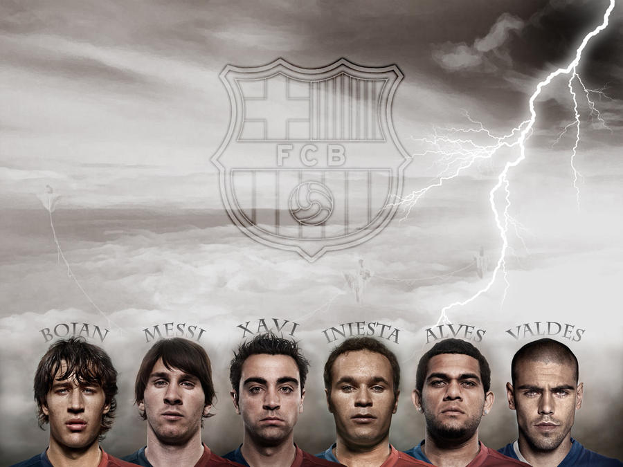 FC Barcelona by Lord-Iluvatar