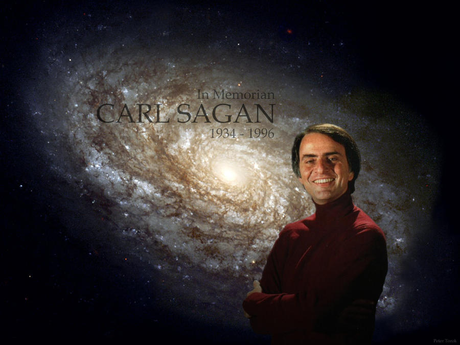 seeing the new view in carl Carl sagan was born in brooklyn, new york city where his father,  and argued against seeing things from only one point of view  carl and ann druyan,.