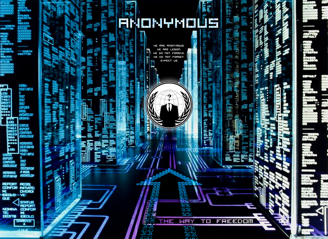 Anonymous - The Way to Freedom by Lord-Iluvatar