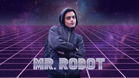 Mr. Robot Hackerman by Lord-Iluvatar