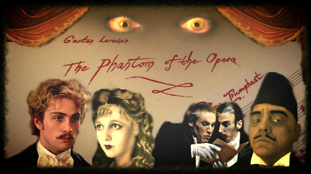 the opera ghost in the phantom of the opera by gaston leroux The phantom of the opera is a novel by french writer gaston leroux it was first  published as a  1880s, the palais garnier opera house is believed to be  haunted by an entity known as the phantom of the opera, or simply the opera  ghost.