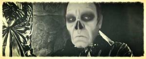 Man's Hate Has Made Me A Phantom
