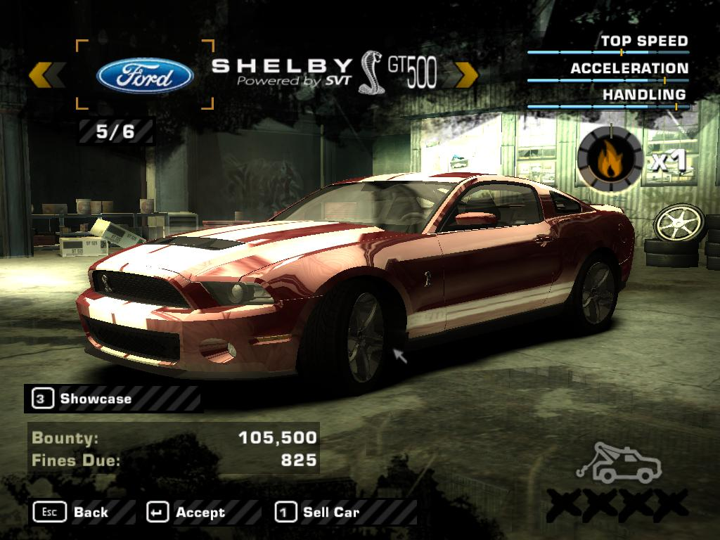 Ford mustang shelby gt500 2010 by deeper21
