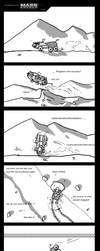 Mass Effect: The Mako by CircuitDruid