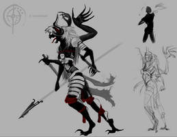 Fury: Indras by CircuitDruid
