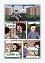 Mountain Divide - Unwanted Attention - Pg 31 by curiousdoodler
