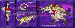 My Z-parasite character - Ferus