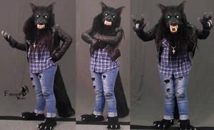 Silver Willows - Werewolf Form (Big Bad Wolf ver.)