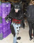 Star of the Halloween Freak Show! by Farumir