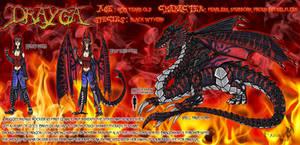DRAGONS ROYALE - Princess Drayga