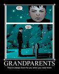 Damian's Grandparents