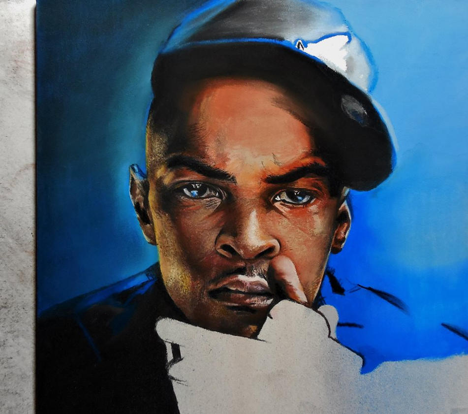 T.I drawing W.I.P 2 by SleepwalkinE