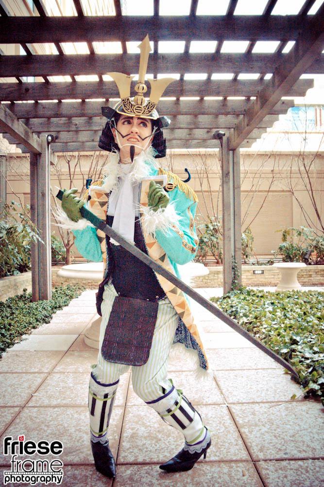 Sengoku Basara by frieseframephoto