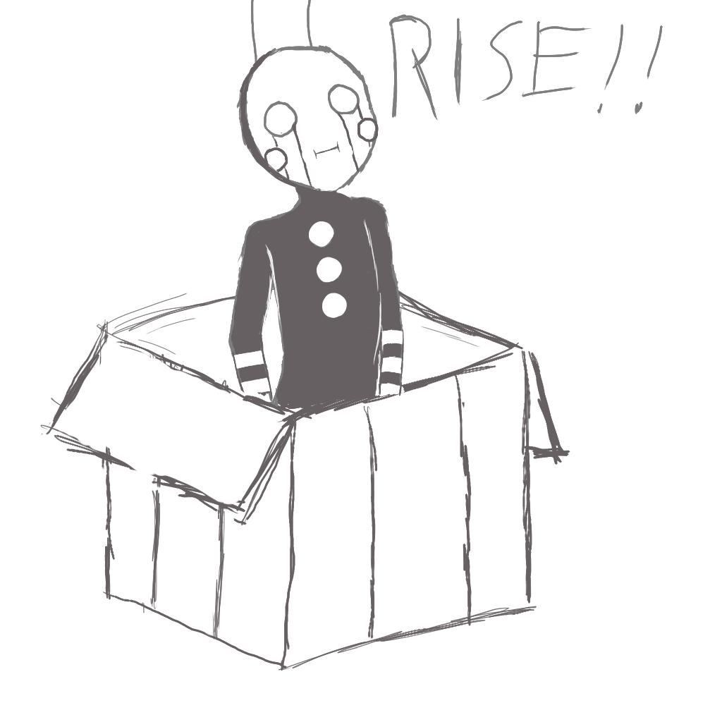 RISE!!! [The Marionette] by SoukouKannazuki on DeviantArt