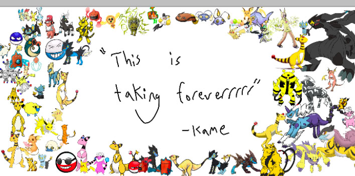 Foreverrrrrrrrr by Kame-Ghost