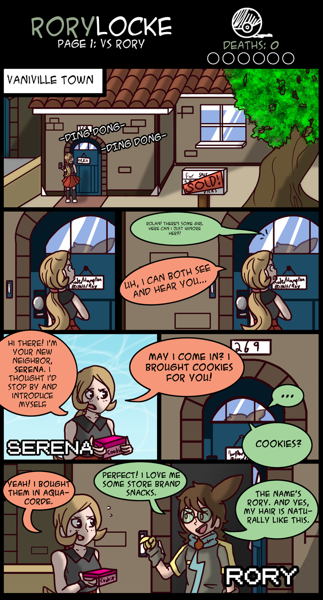 Rorylocke Page1, Part 1 by Kame-Ghost