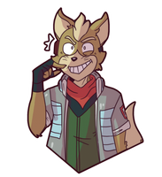 More Fox I Guess by Kame-Ghost